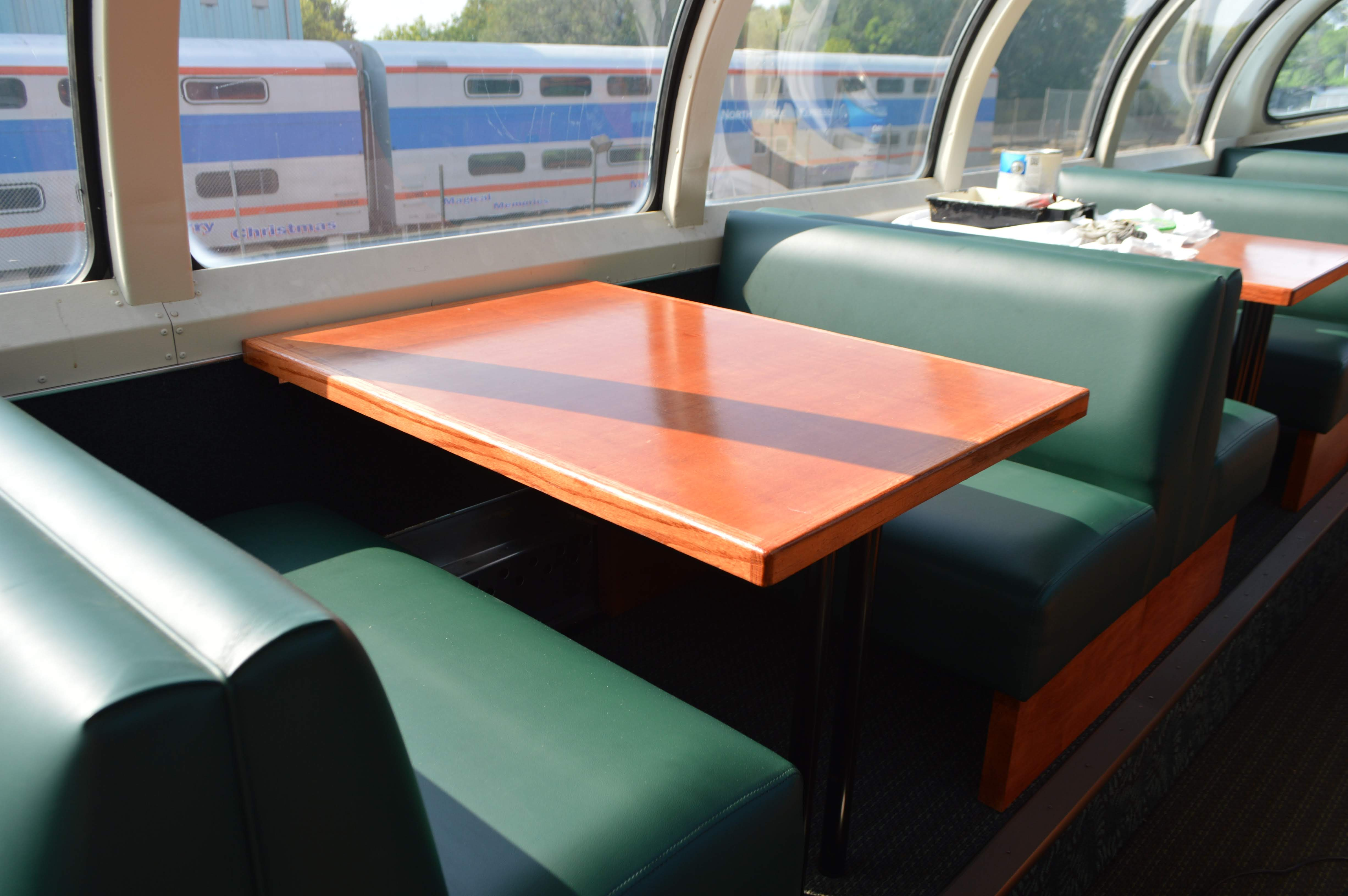 D42175-Cherry-table-top-in-dome-of-ex-UP-9001-at-Minneapolis-Jct-MN-9-20-19