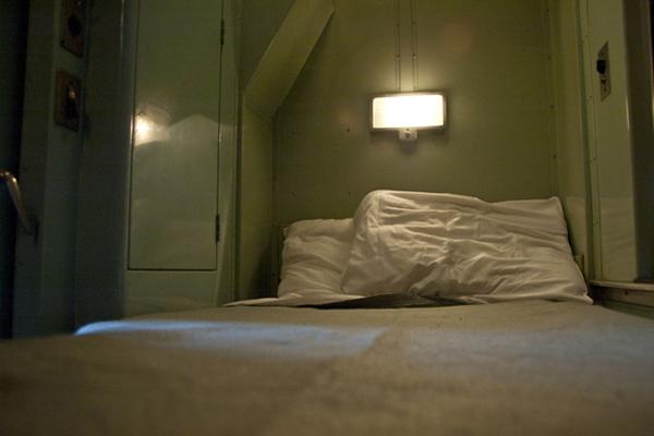 Duplex Roomette Night